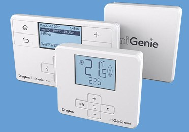 Remote Control of your Heating